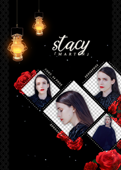 Pack Png 501 - Stacy Martin by SensePngs
