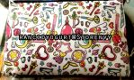 Magial Girl Zipper Pouch by zombielily