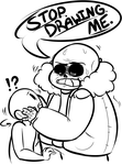 Sans disapproves Of Us All by KiraNohara