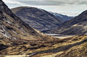 Scottish Highlands I - Scotland by ThomasHabets