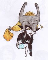 Midna the Imp by Jacyll