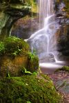 Roughting Linn Waterfall by newcastlemale