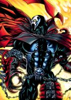 Spawn again by MikkeSWE