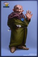 7 Dwarfs - Dopey the dwarf by JordyLakiere