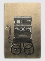 theYOUNG | CHIPBOARD BARREL ORGAN by have-a-nice-grey