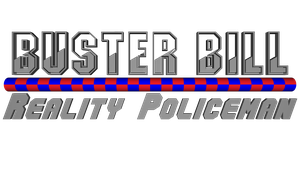 Buster Bill Reality Policeman (Traffic Holder) by LevelInfinitum