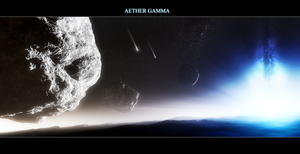 Aether Gamma by Wetbanana