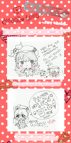 :Meme: San  Valentin - Tsundere everywhere by Hinachuu