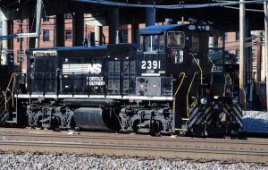 NS 2391 EMD MP15DC by xshadow259