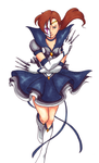 Sailor Vidi Redux by TwinEnigma