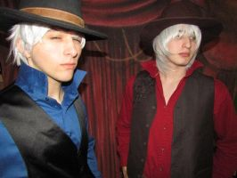 The Cowboys of Sparda by JakTheRipper13