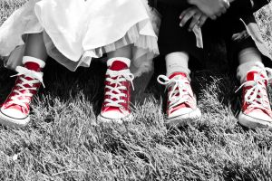 Converse Wedding by NolanCF