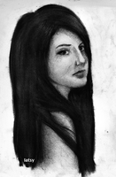 drawing for my friend giovanna by latsy