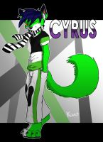 Commision: Cyrus by kovat