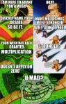 Ohhhh! Shenron burned him by gamerma