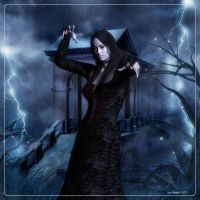 The Storm Witch by Byakhee