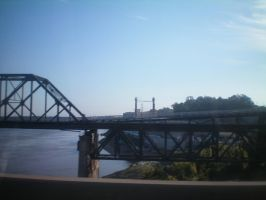 Nearing the Mississippi River by EmoRainbow777
