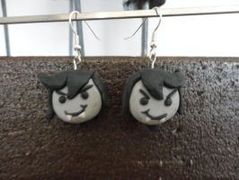 Marshall Lee Earrings by Lyra-May