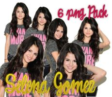 Selena Gomez 6 PNG Pack by AriiPsEditions