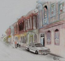 Old Baghdad - footbalove by IraqiDeviants