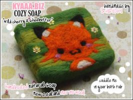 kyaaa.biz Soap - Fox by shiricki