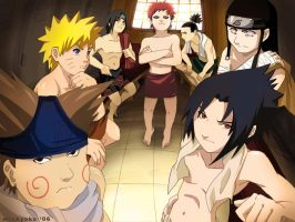 Naruto: Afternoon Delight by mickyoko