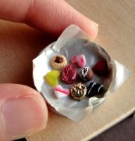 1:12 Scale Candy by fairchildart