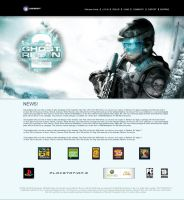 ghost-recon 2 mock by mycreativework