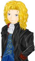 The Vampire Lestat by laufiend