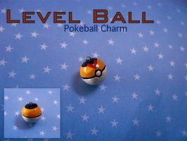 Level Ball Charm by GandaKris