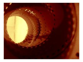 Tunnel of Film by colleenchiquita