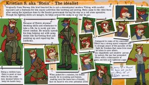 Rebel refence sheet: Stein by SteinWill