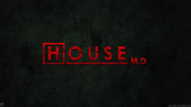 House M.D Wallpaper by twilight-nexus