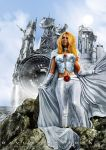 Emma Frost. Utopia by flipation