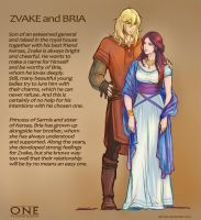 Zvake and Bria by alempe