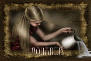 Aquarius by wolfmorphine