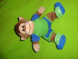 Sport money plush by CLPennelly