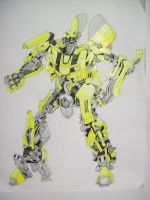 Transformers Bumblebee by isterini