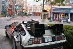 Delorean by Timagine