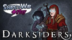 Darksiders Title Card by wibblethefish