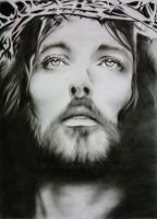 Jesus by imnotjustakid