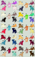 50 TLK Cubs - OPEN by star-adopts-97
