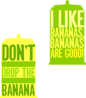 The Tardis's Quotes: bananas.. by morwenvaidt