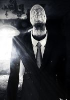 Slenderman by SallibyG-Ray