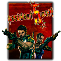 Resident Evil 5 icon by pavelber