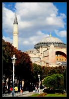 Hagia Sophia by mutos