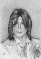 Michael 2. by Worldinsideart