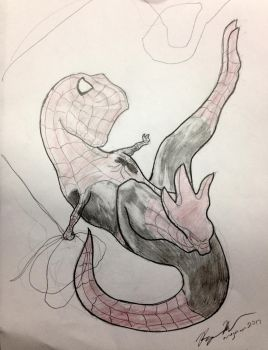 Spider-Rex! by TGping