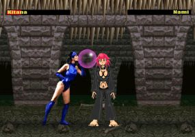 Kitana's Bubble Burst Fatality 1-2 by Darkburster1