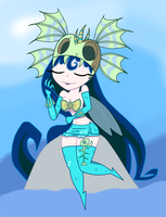 Nymph Of The Sea by Fliggles4Life